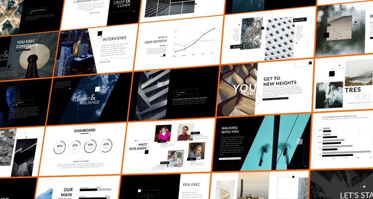 Corporate Presentation Slides