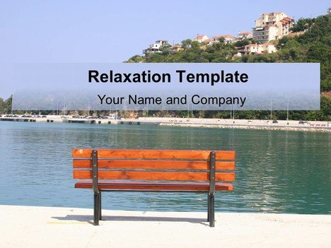 Relaxation Spot Concept