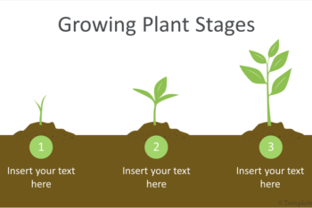 Free Plant Growing Tips Powerpoint Template