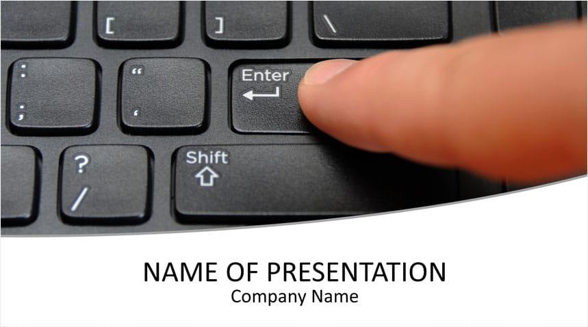 Keyboard Skills Lesson