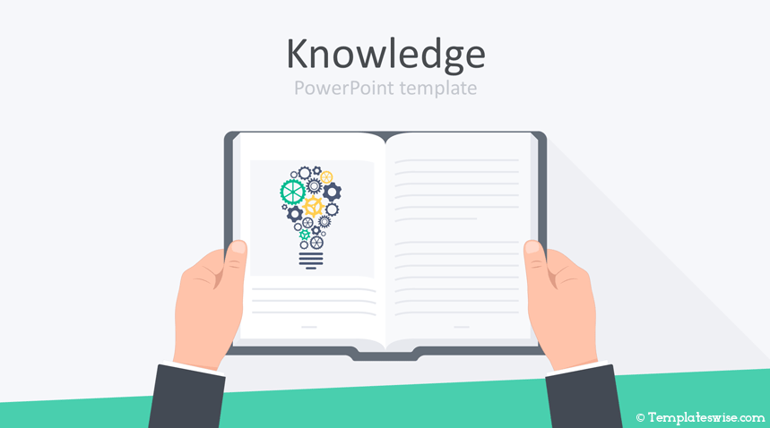 Book Knowledge Concept