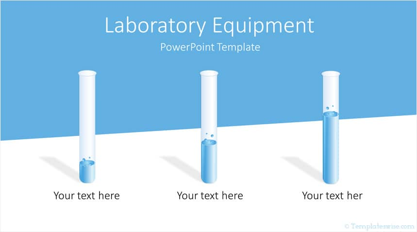 Lab Equipment Slides