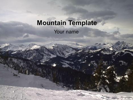 Glorious Mountain View