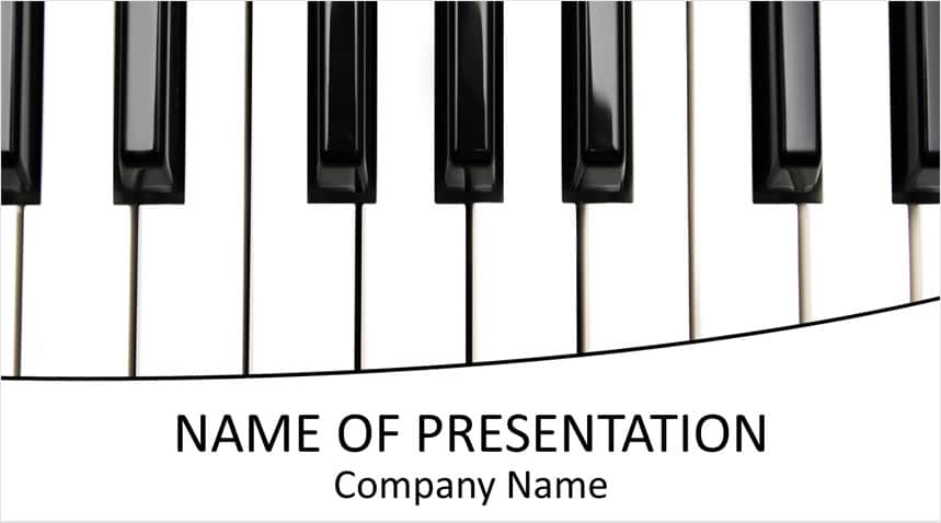Piano Lesson Slides