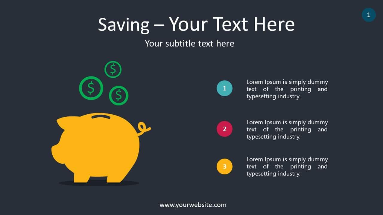Saving Tips Slides