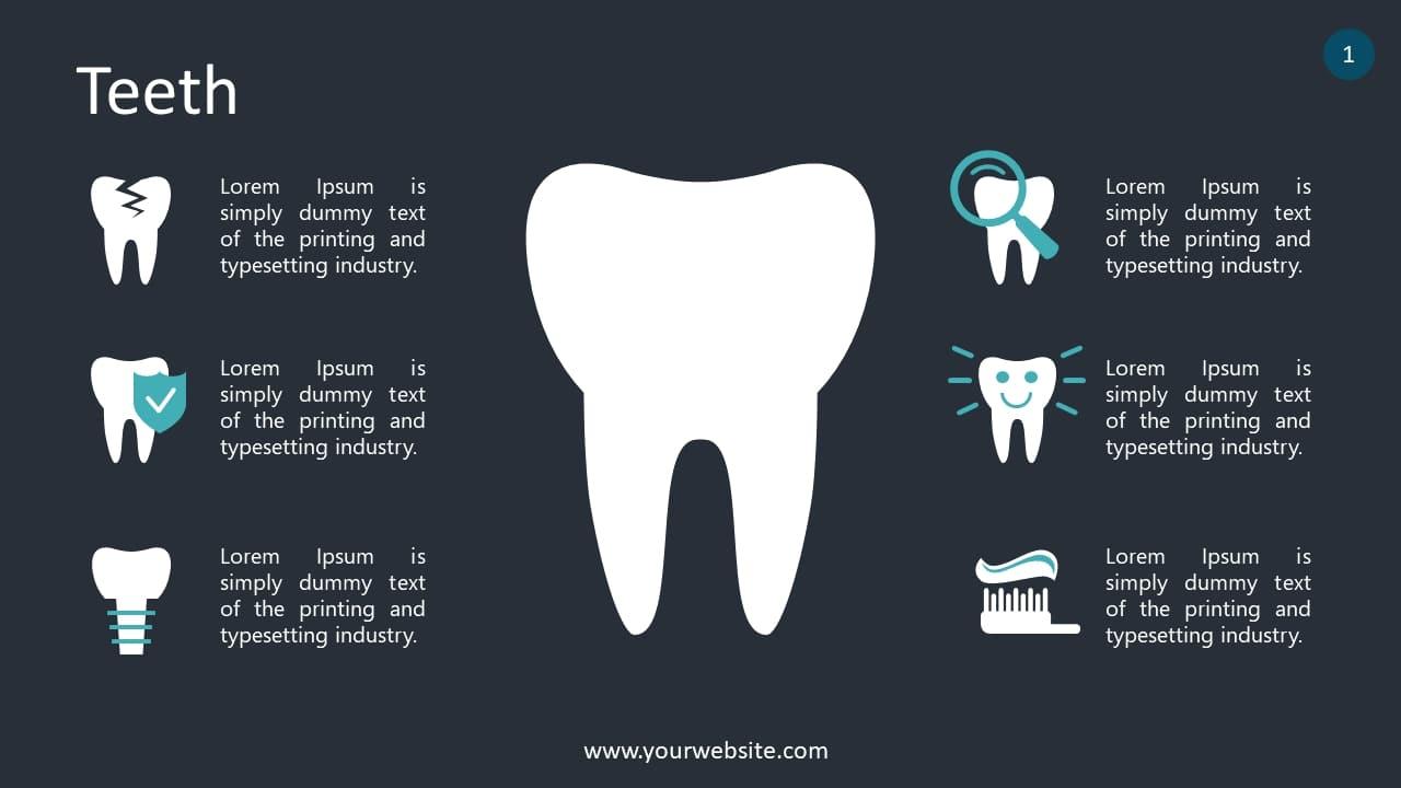 Teeth Care Vector