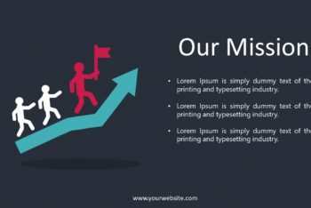 Free Company Mission Slides Powerpoint Template