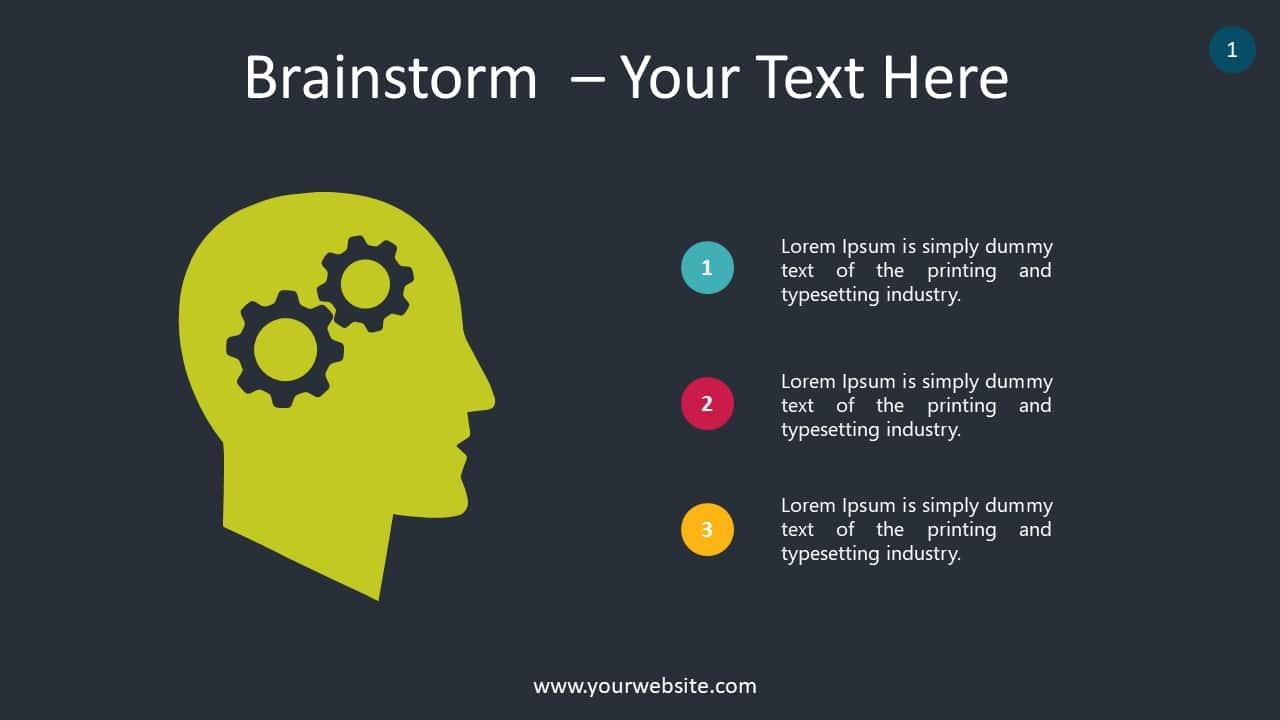 Brainstorm Concept Slides