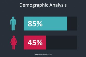 Free Demographic Analysis Slides Powerpoint Template