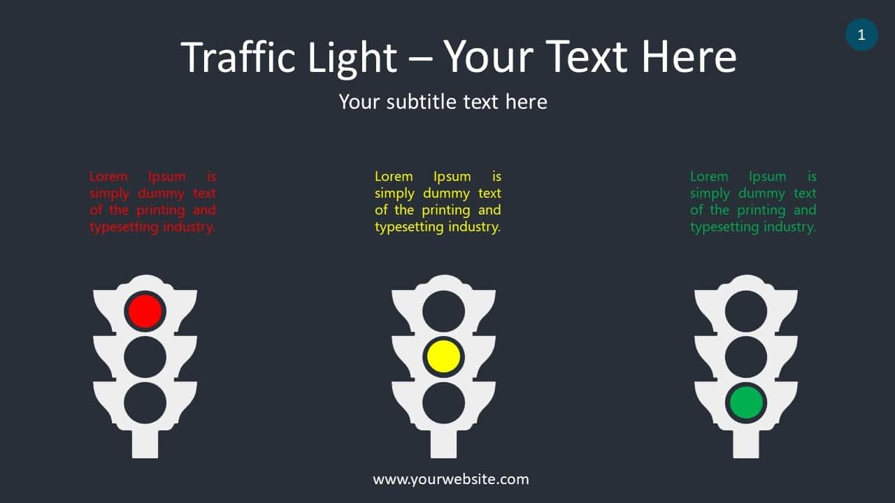 Traffic Lights Rules