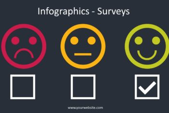 Free Survey Infographic Slides Powerpoint Template