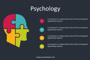 Free Psychology Lesson Slides Powerpoint Template