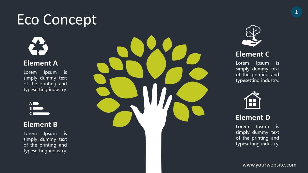 Ecology Lesson Slides
