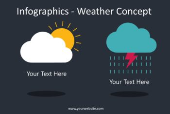 Free Weather Concept Slides Powerpoint Template