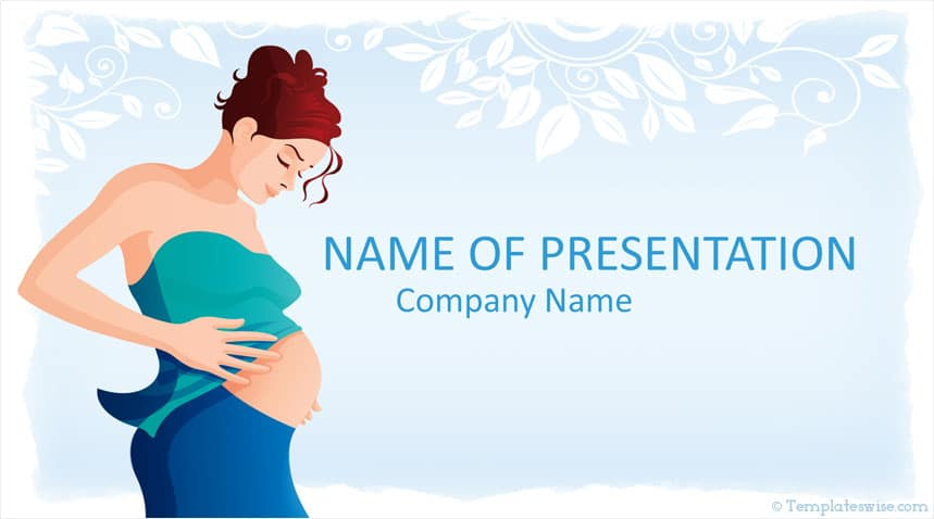 Beautiful Pregnancy Art