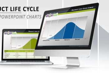 Free Product Life Cycle Powerpoint Template