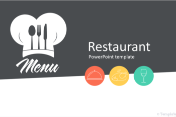 Free Restaurant Menu Concept Powerpoint Template