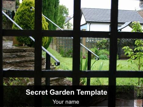 Modern Home Garden