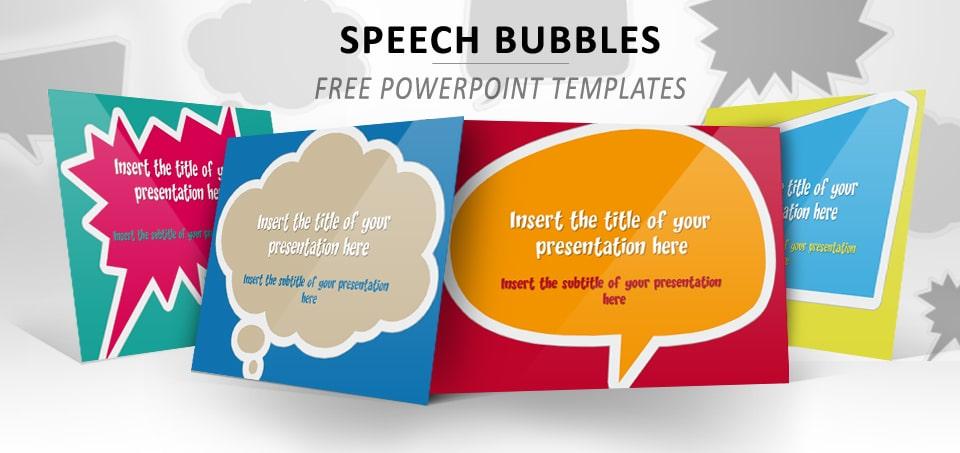 Speech Bubble Slides