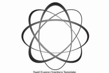 Free Nuclear Fusion Atom Powerpoint Template