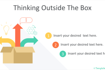 Free Creative Thinking Slides Powerpoint Template
