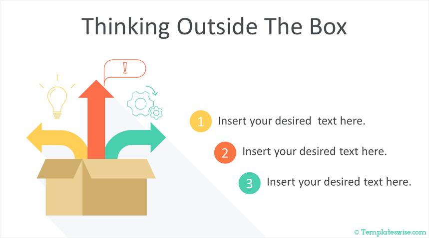Creative Thinking Slides