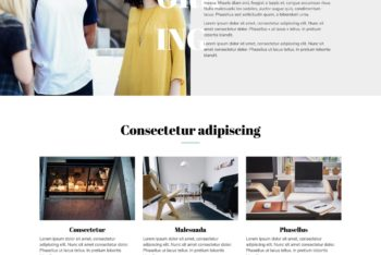 Factory – Coworking Landing Page HTML Template
