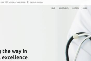 Medino – Free Medicine Website Template Download