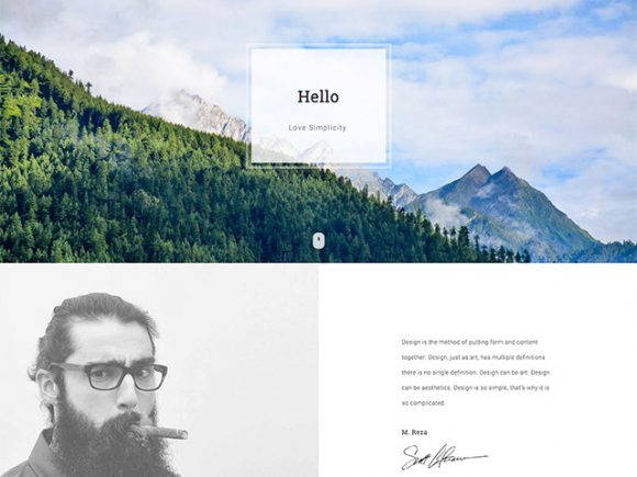 Bodo - Personal Website HTML Template