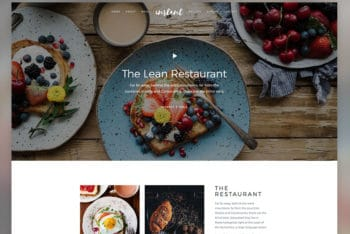 Use Instant – An HTML Bootstrap Template for Creating Websites of Your Preference