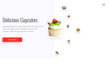 Foodbar – Free HTML5 restaurant Website Template