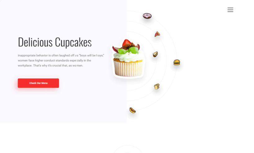 Foodbar - Free Bootstrap 4 HTML5 restaurant website template