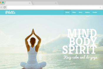 Life Coach – Simple Coaching Website Template