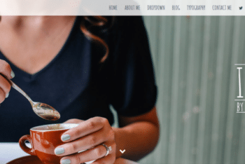 Itsy – Free HTML5 Personal Blog Template Download