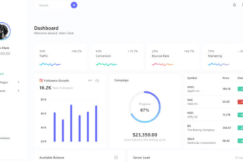 Label –  Bootstrap 4 Admin Dashboard Template Download