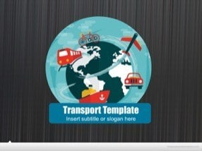 Transport – Keynote Template Download