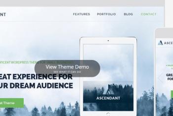 Download Ascendant – Multipurpose WordPress Theme