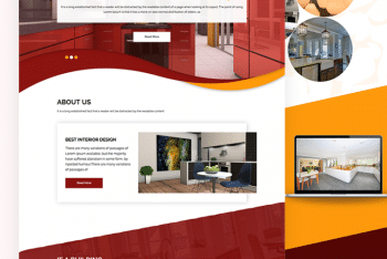 Basco – Interior Design HTML Template Download
