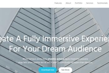 Download Antreas – Business WordPress Theme