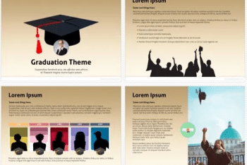 Graduation Keynote Template for Free