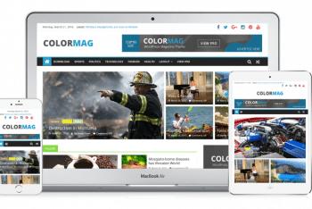 ColorMag – Magazine Style Free WordPress Theme