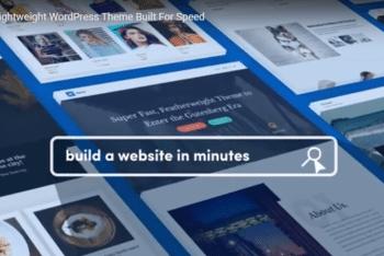 Neve – Multipurpose WordPress Theme Download