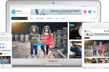 eStore – eCommerce/WooCommerce WordPress Theme Download