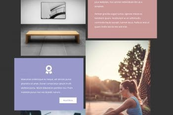 Character HTML5 One Page Template Download