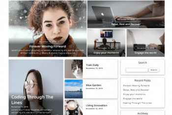 Axis Magazine – WordPress Theme for Your Next Project
