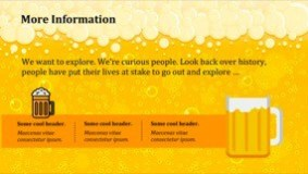 Download Beer Keynote Template for Free