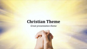 Christian Theme- Download Keynote Template for Free