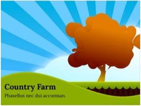 Country Farm Keynote Template