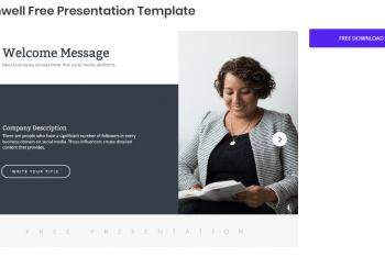 Barnwell Free Presentation Template