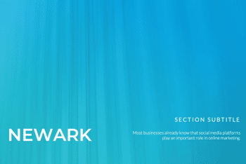 Newark – Free Keynote Presentation Template